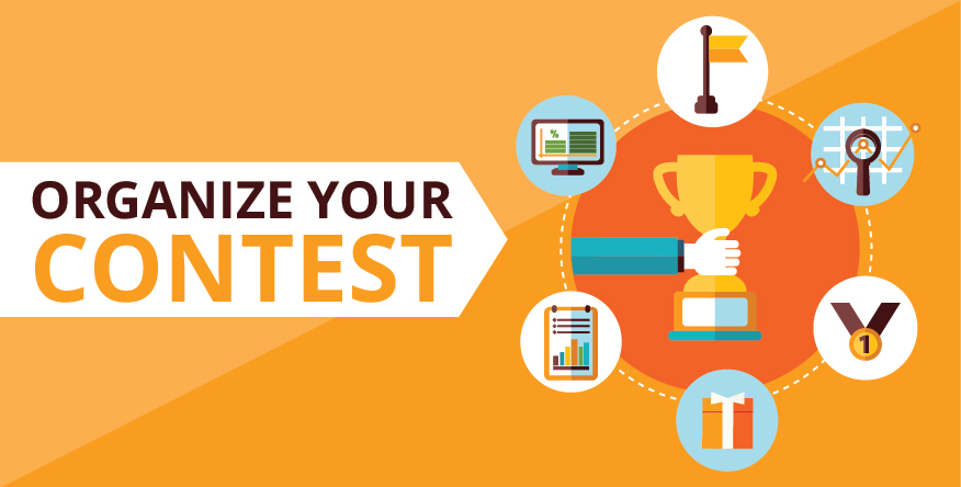 Organizing a Photo, Video or Music Contest Through Votes and Polls